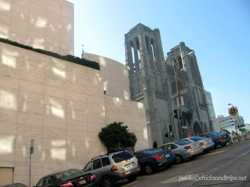 "La Grace Cathedral a San Francisco: ""A Place Of Religious Immunity"""