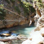Dry Canyoning