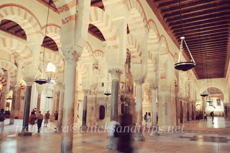 Mezquita Cordoba Andalusia