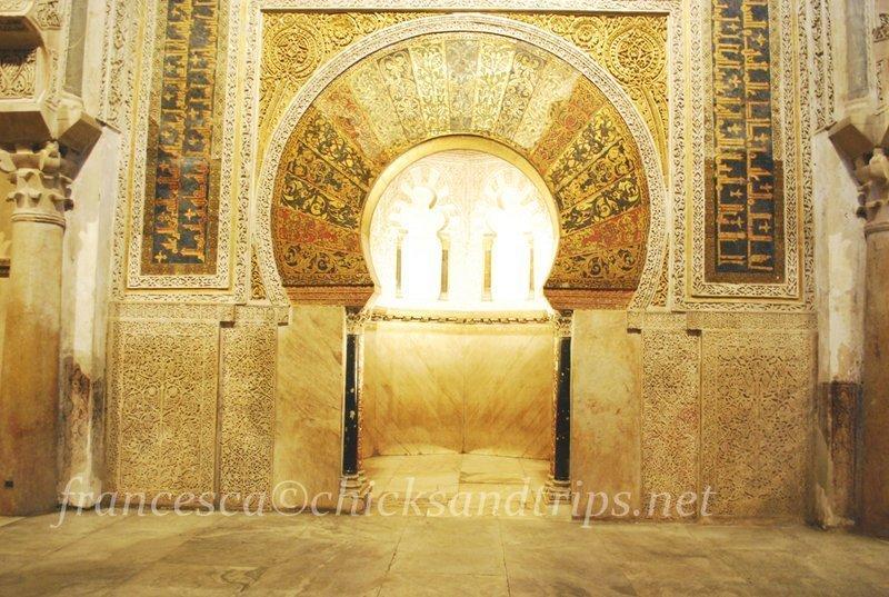 Mezquita Cordova Andalusia