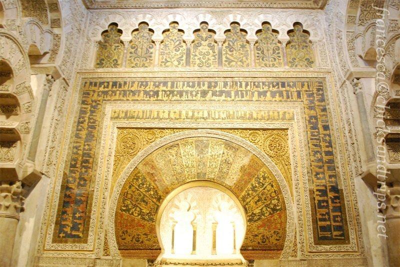 Mezquita di Cordova Andalusia