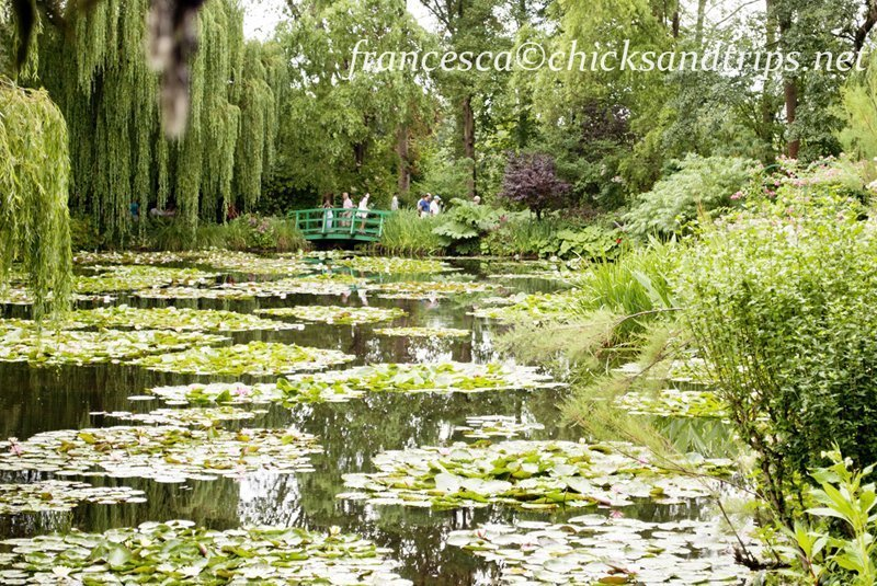 Giverny Monet Normandia