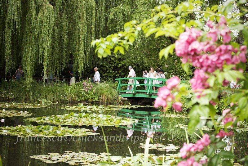 Monet Giverny normandia