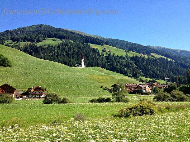 La pista ciclabile San Candido – Lienz