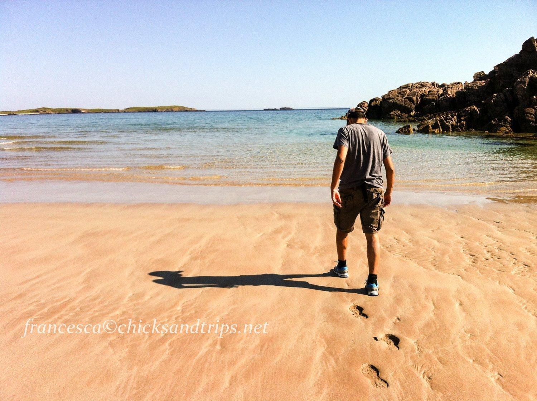 Scozia a sorpresa: Sango Bay