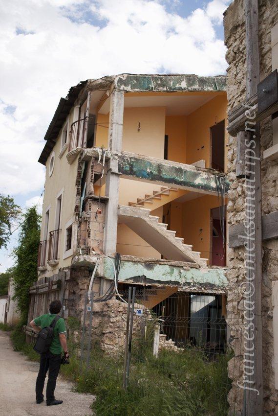 L'Aquila Onna Abruzzo terremoto