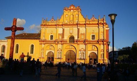 Messico Chiapas San Cristobal Natale