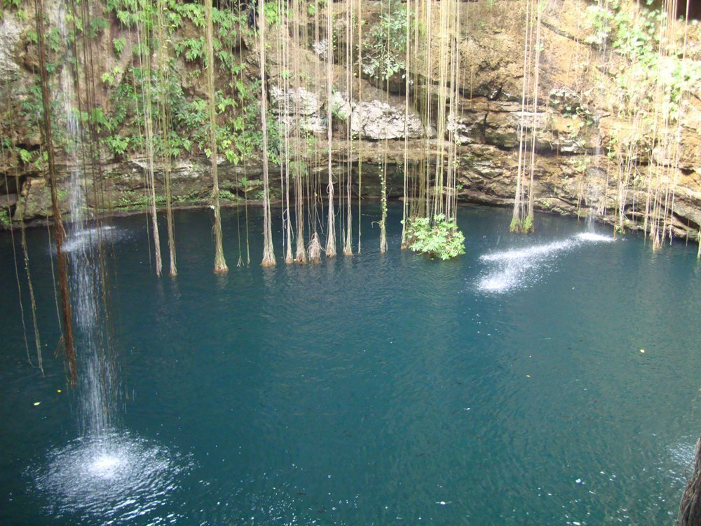 Cenotes messicani: un tuffo dove l'acqua è più blu!