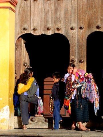 Chiapas Messico San Cristobal Natale