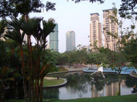Kuala Lumpur Malesia Petronas Tower