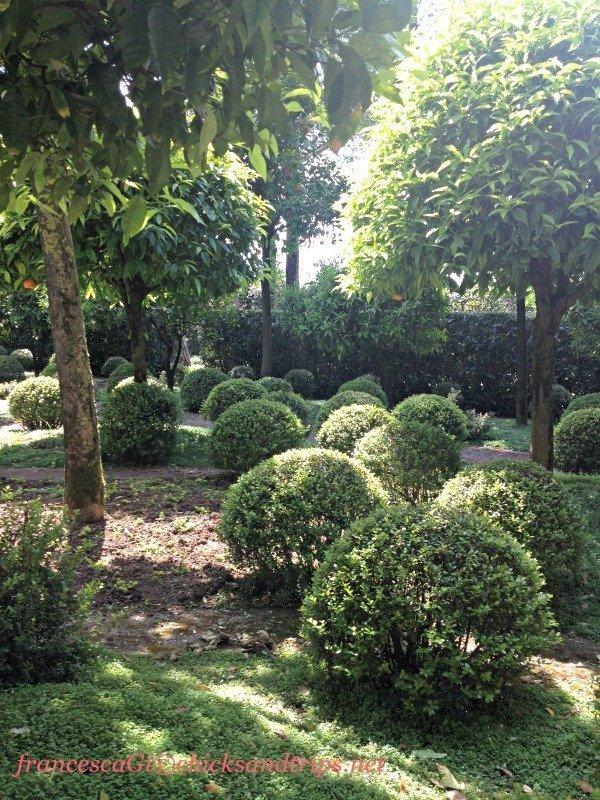 I giardini della Landriana