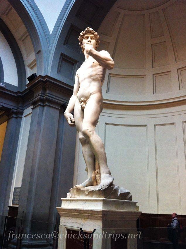David Michelangelo Firenze Accademia
