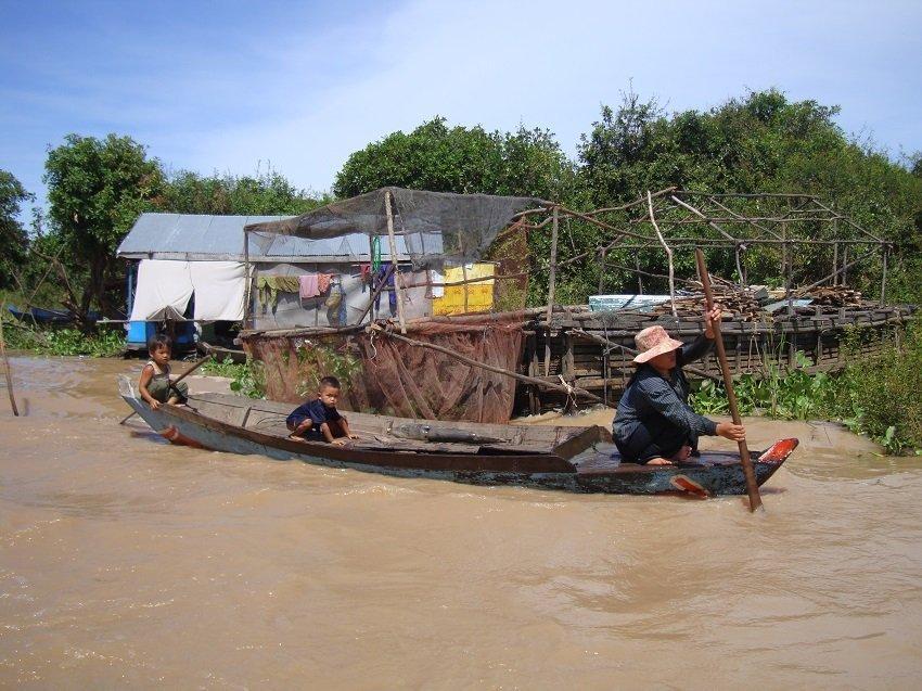 Cambogia, Tonle Sap