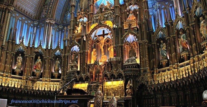 Notre-Dame a Montréal