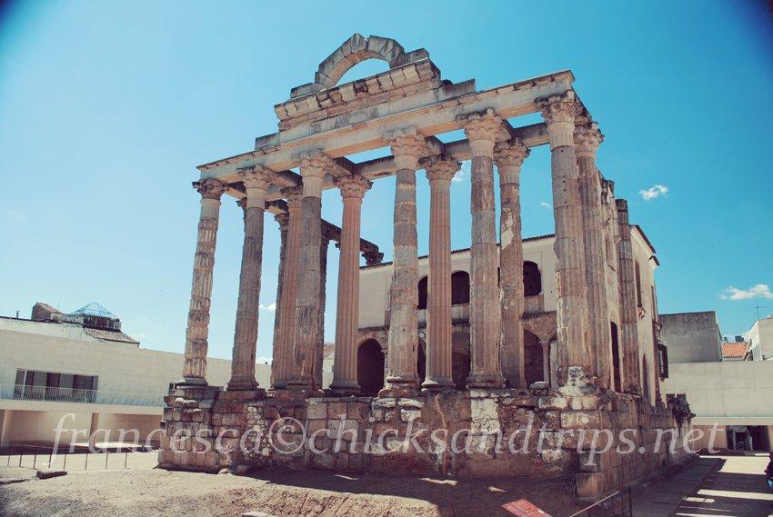 Mérida Extremadura Spagna