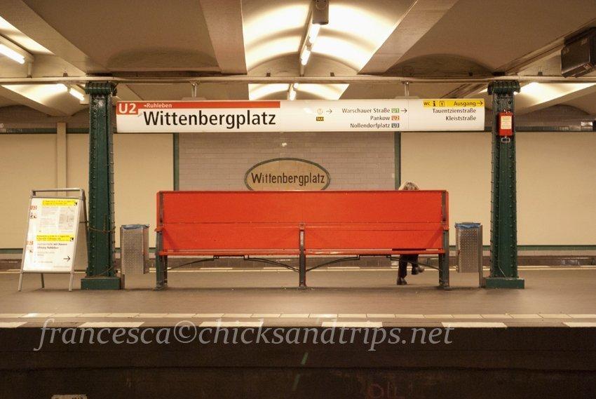 Metropolitane di Berlino: lode alla U-Bahn