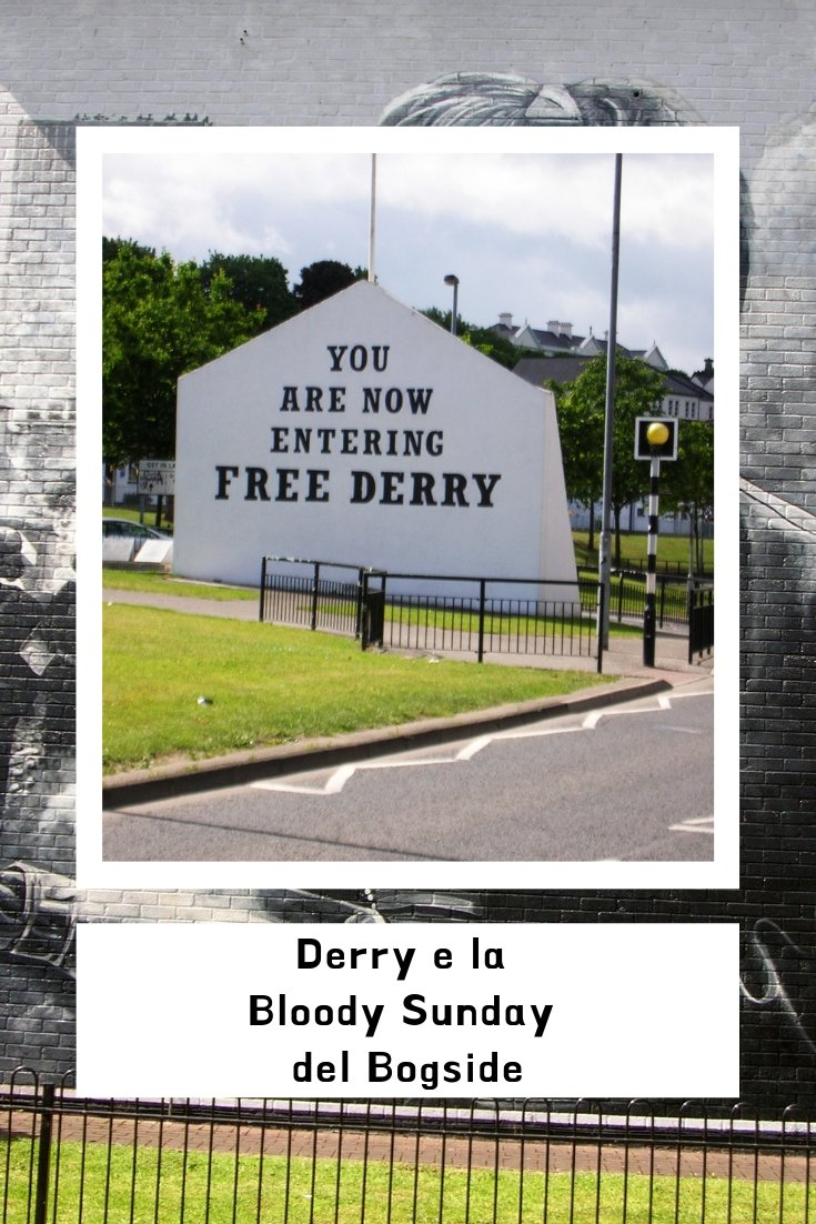 Derry Bogside Bloody Sunday