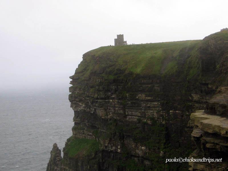Cliffs of Moher: vento, nebbia, pericolo di morte e tanta meraviglia