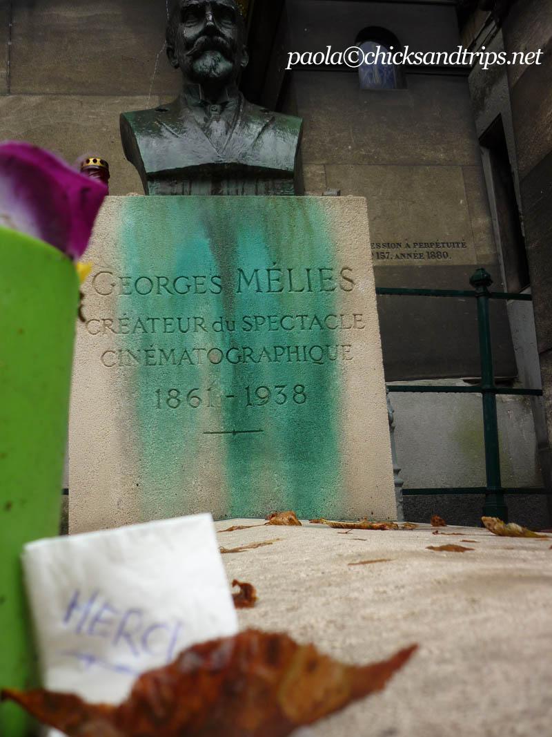 La tomba di George Mélies
