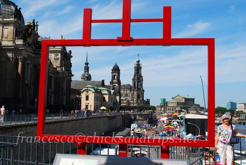 Cosa vedere in Germania: Dresda: tutta un'altra donut