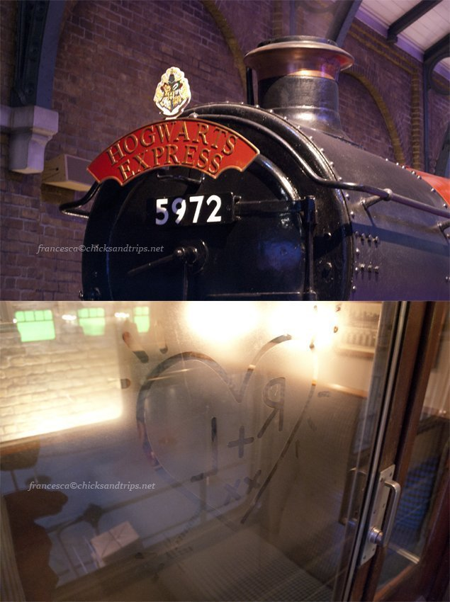 Harry Potter Warner Studios Londra