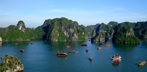 HaLong Bay - Spettacolo naturale