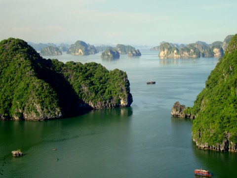 HaLong Bay … just relax