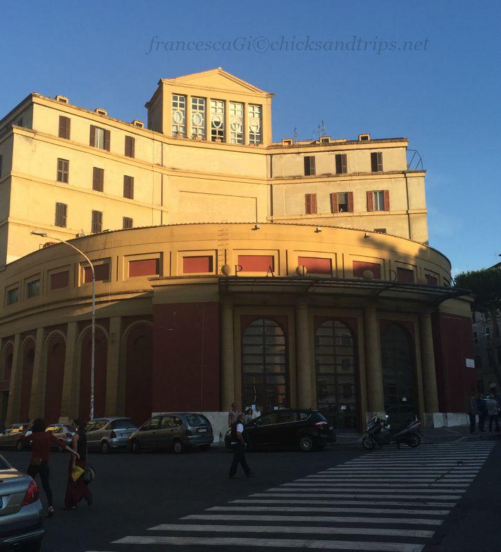 La Garbatella a Roma