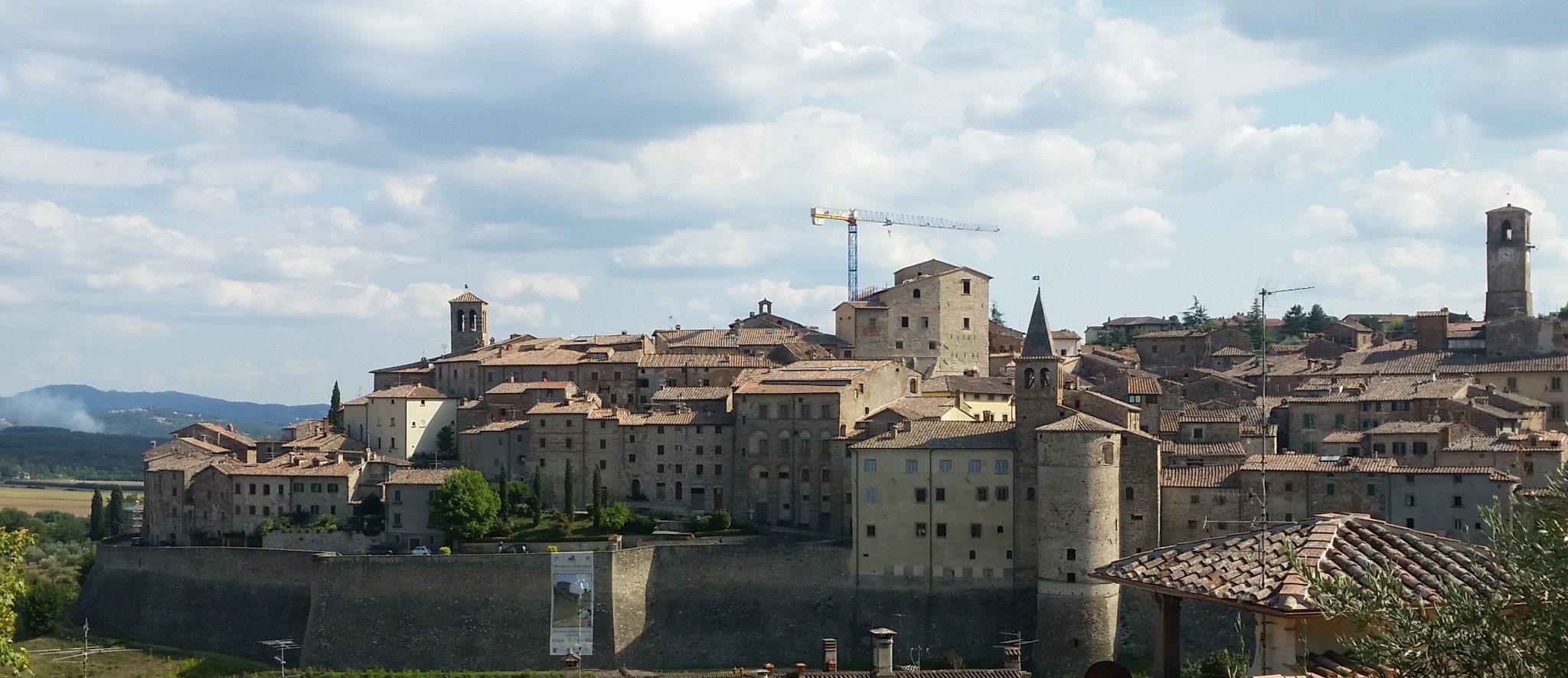 I borghi più belli d'Italia: Anghiari