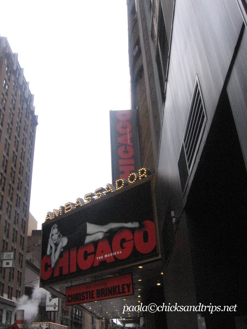 """Chicago"" a Broadway"