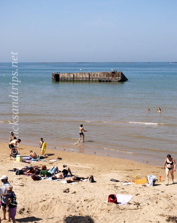 Spiagge dello sbarco in Normandia