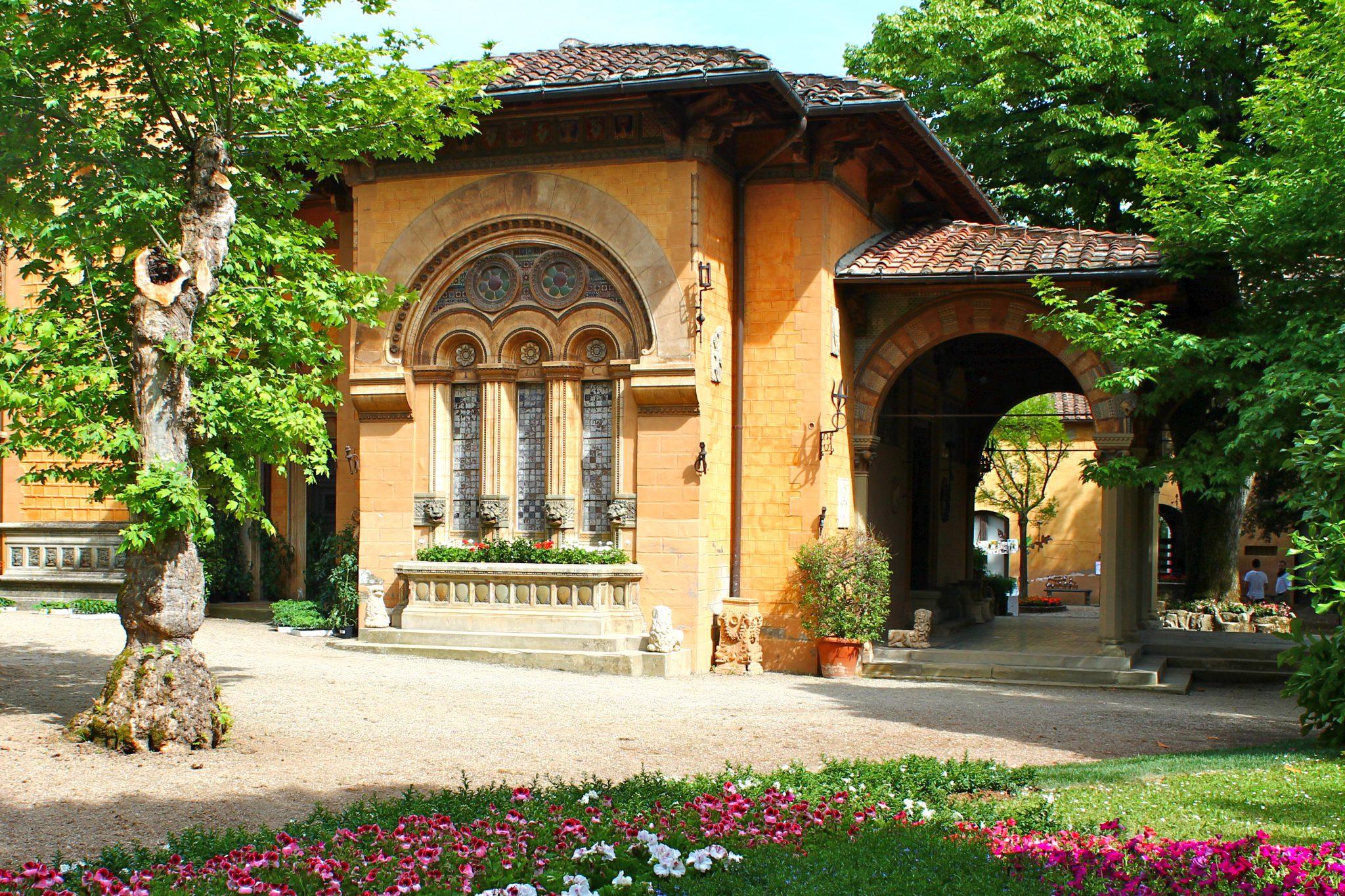 Quando le terme rimangono a secco: le Tamerici a Montecatini