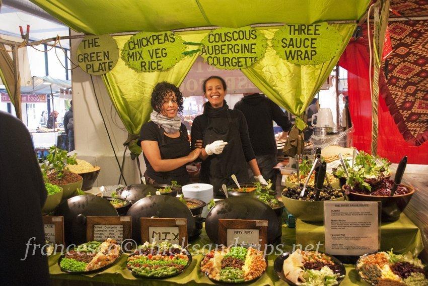 Brick Lane a Londra e la cucina multietnica