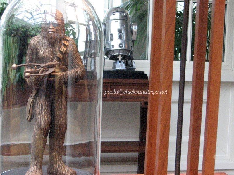 Miniatures at Lucasfilm