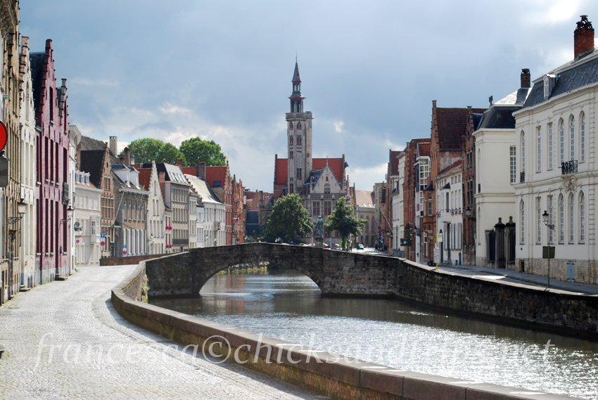 Bruges e la sua bellezza imbarazzante