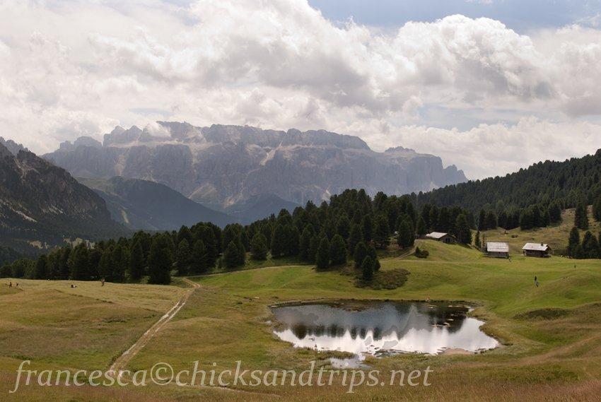 La Val Gardena e le sue Dolomiti: le montagne più belle del mondo