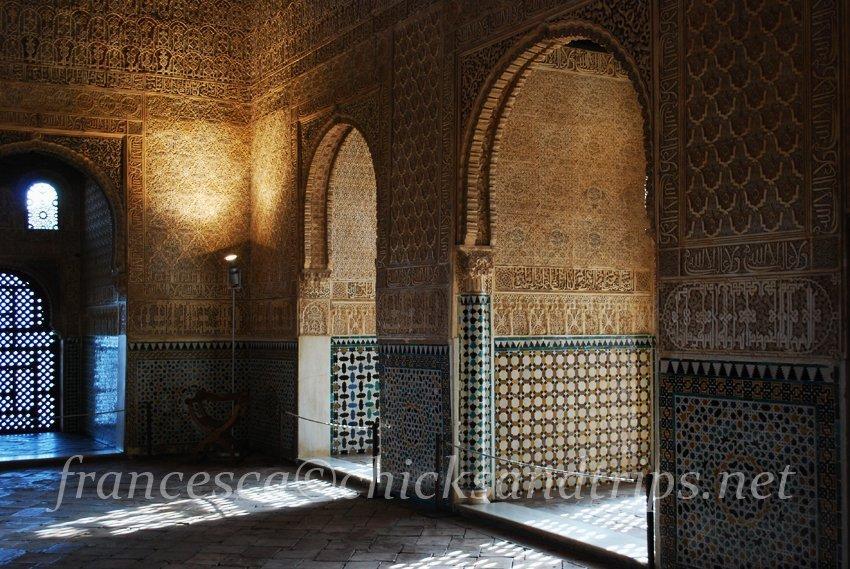Alhambra Granada Andalusia Spagna