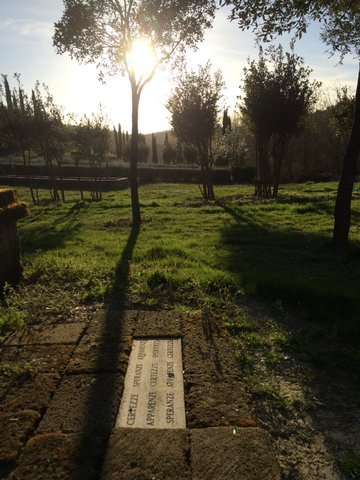 Bosco Ragnaia San Giovanni d'Asso