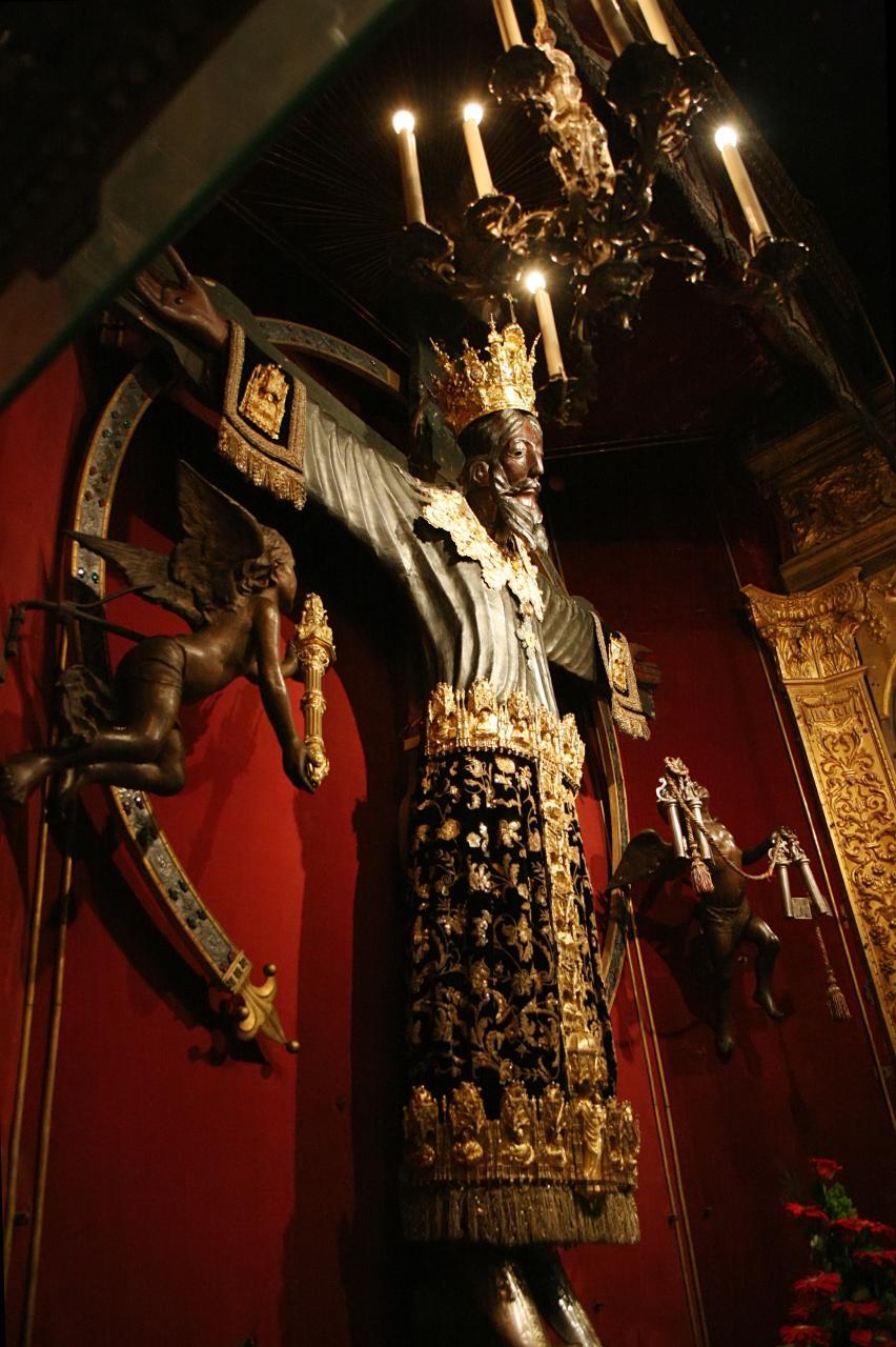 La leggenda del Volto Santo di Lucca