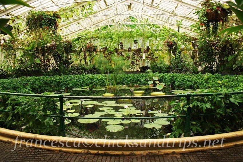 Kew Gardens di Londra