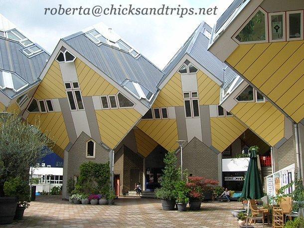 Case cubo di Rotterdam