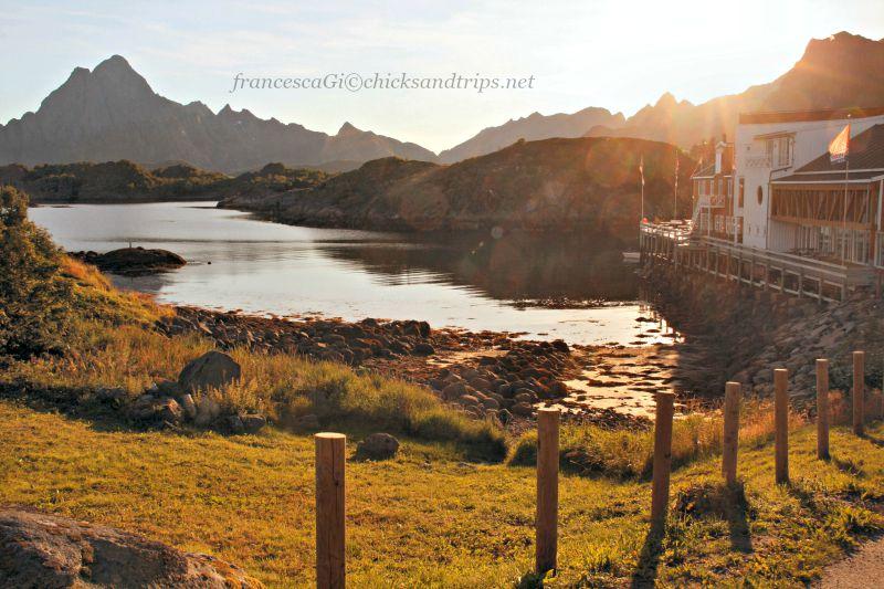 Dormire in un rorbu alle isole Lofoten
