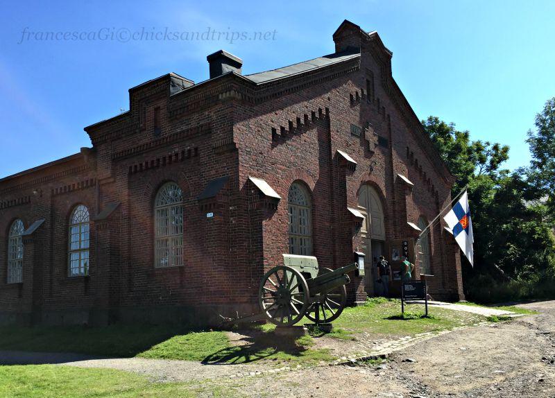 Museo a Suomenlinna - Helsinki
