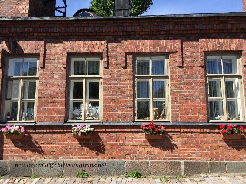 Abitazione privata a Suomenlinna - Helsinki