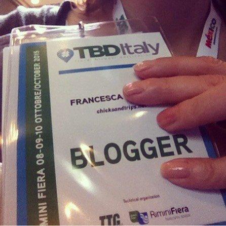 Meet Your Blogger Day tbdi2015 tbdi