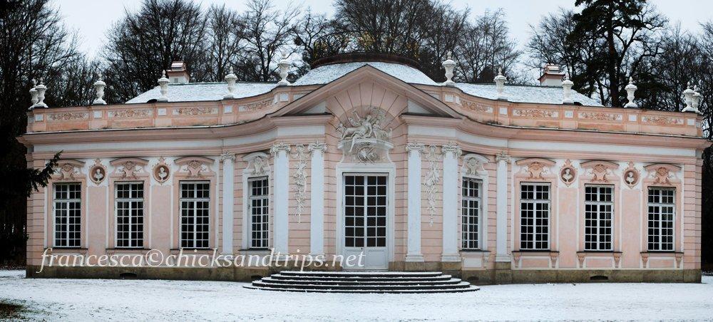 Monaco di Baviera Amalienburg