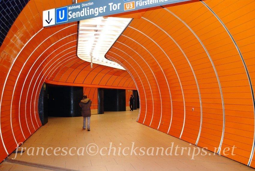Monaco di Baviera Metro