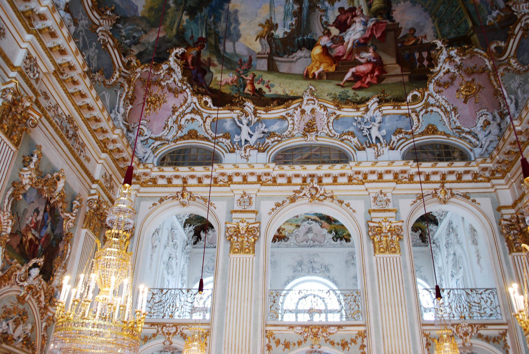 Monaco di Baviera Nymphenburg