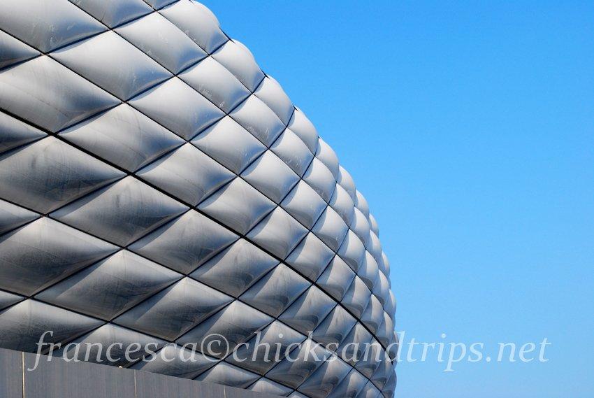 Monaco di Baviera Allianz Arena