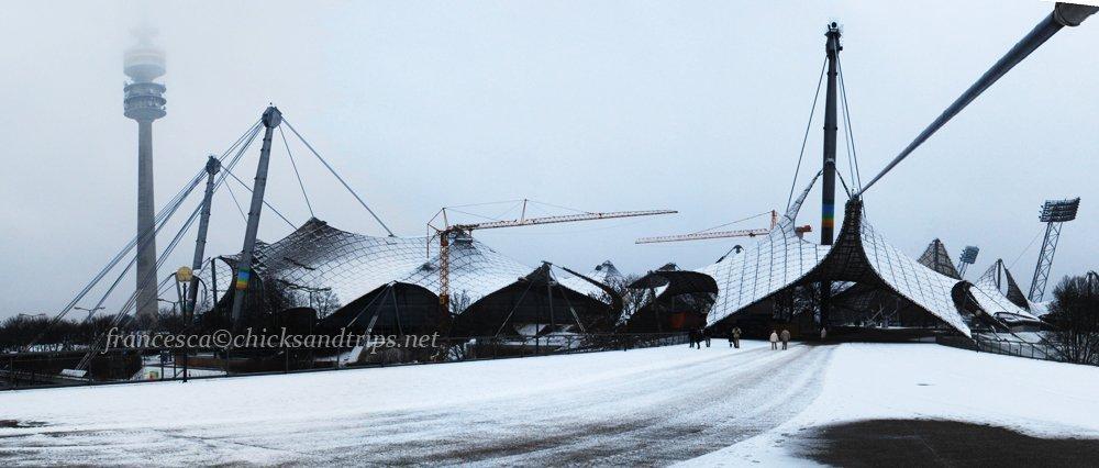 Monaco di Baviera Stadio olimplico